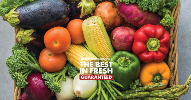 Food Lover's Market earns their title as The Best in Fresh