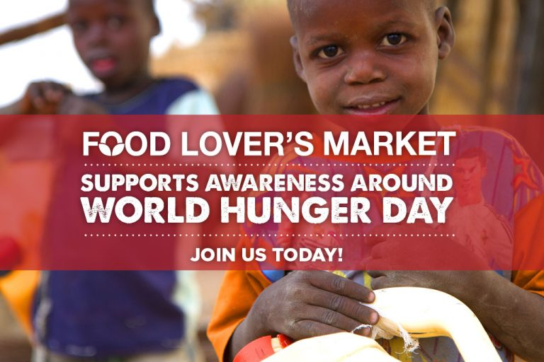 Buy a bag of apples and feed a hungry South African this World Hunger Day