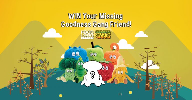 One Final Chance Your Missing Goodness Gang Toy!